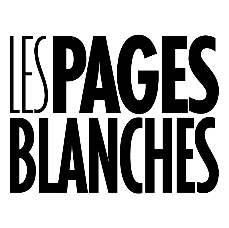 Les Pages Blanches