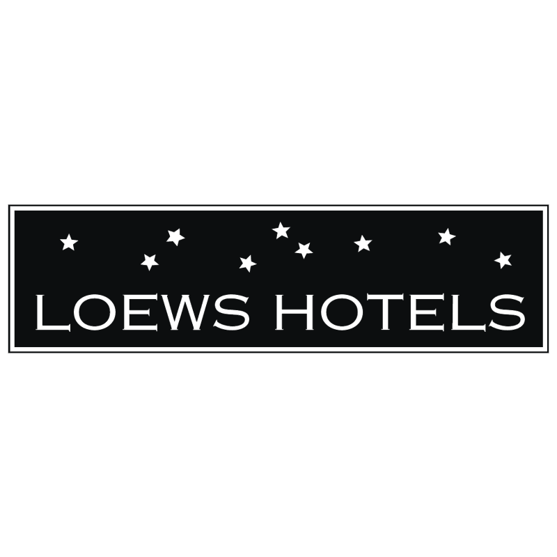 Loews Hotels vector