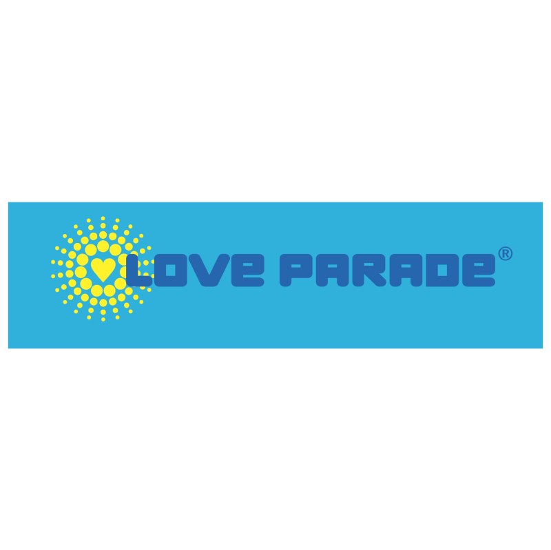 Love Parade vector