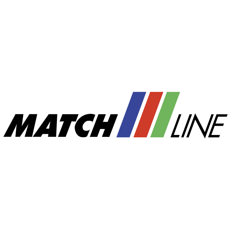 Match Line vector logo