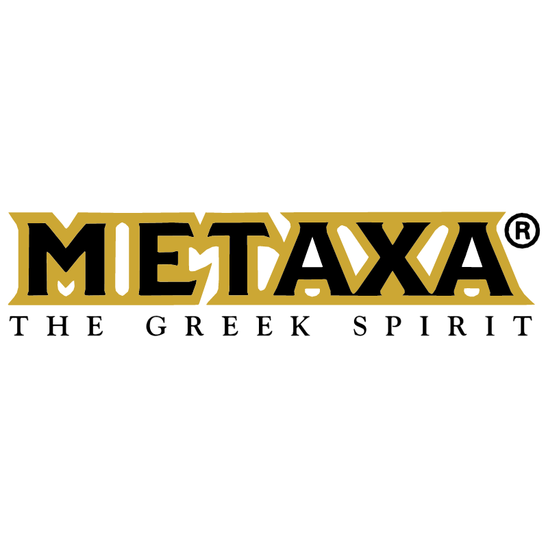 Metaxa vector logo