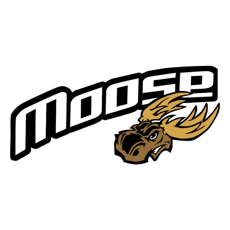 Moose Off Road Apparal vector