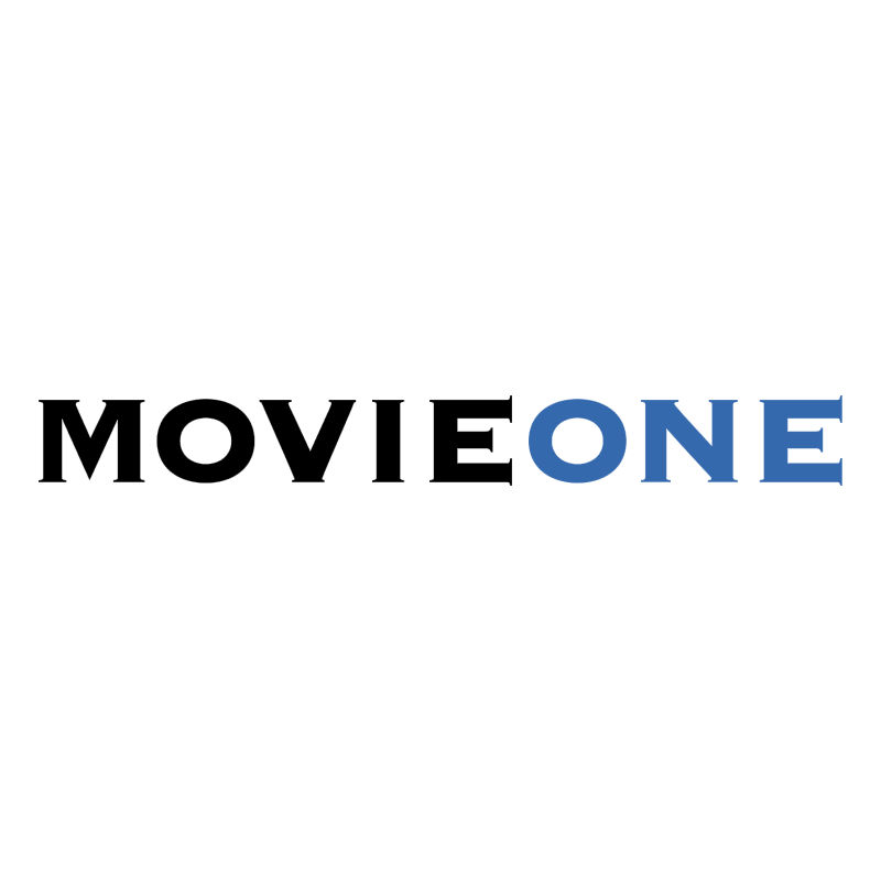MovieOne vector logo