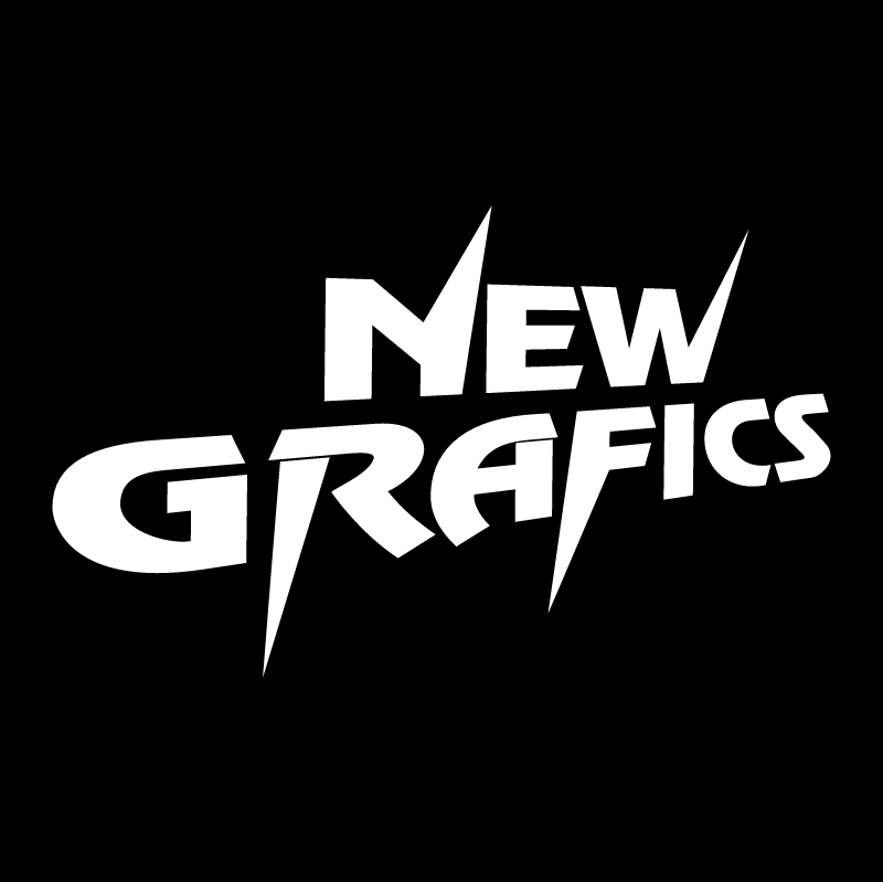 New Grafics vector logo