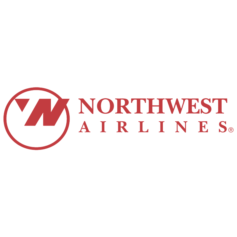 Northwest Airlines vector