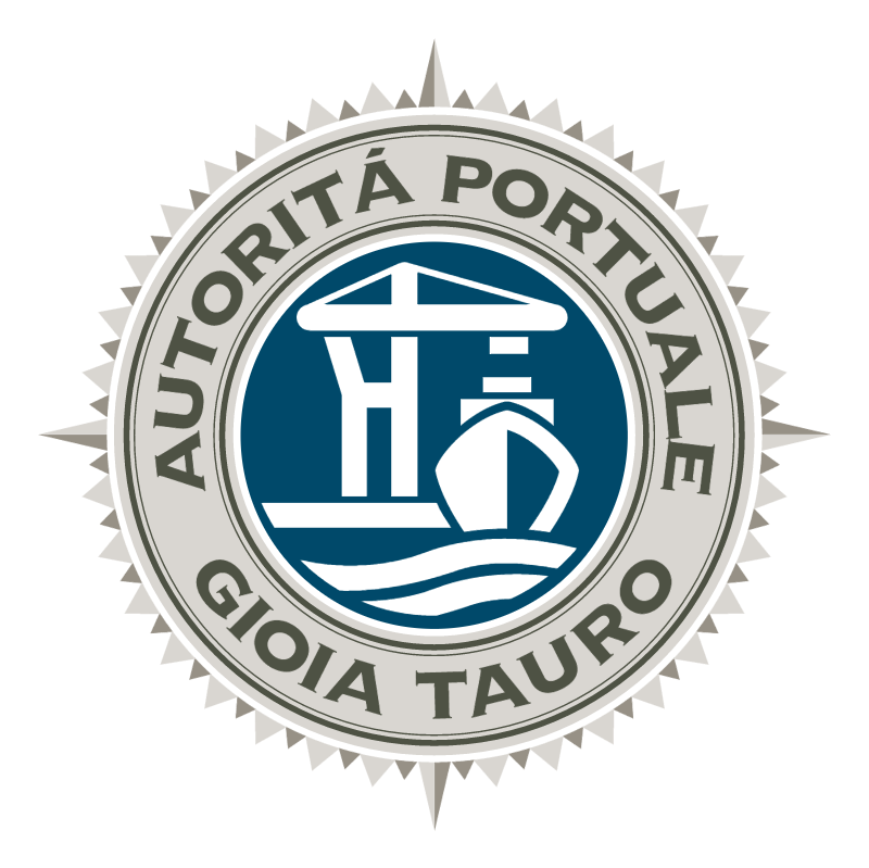 Port Authority of Gioia Tauro vector