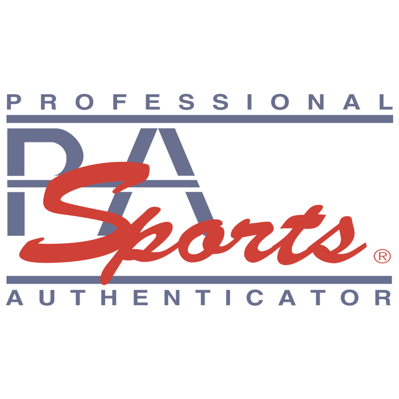 Professional Sports Authenticator vector