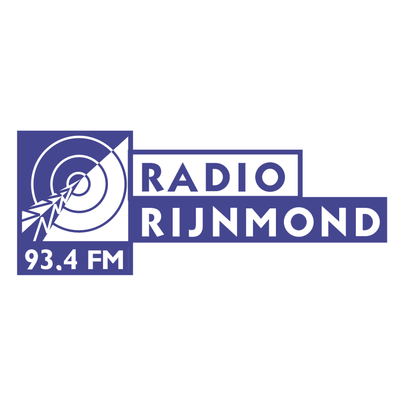 Radio Rijnmond vector logo