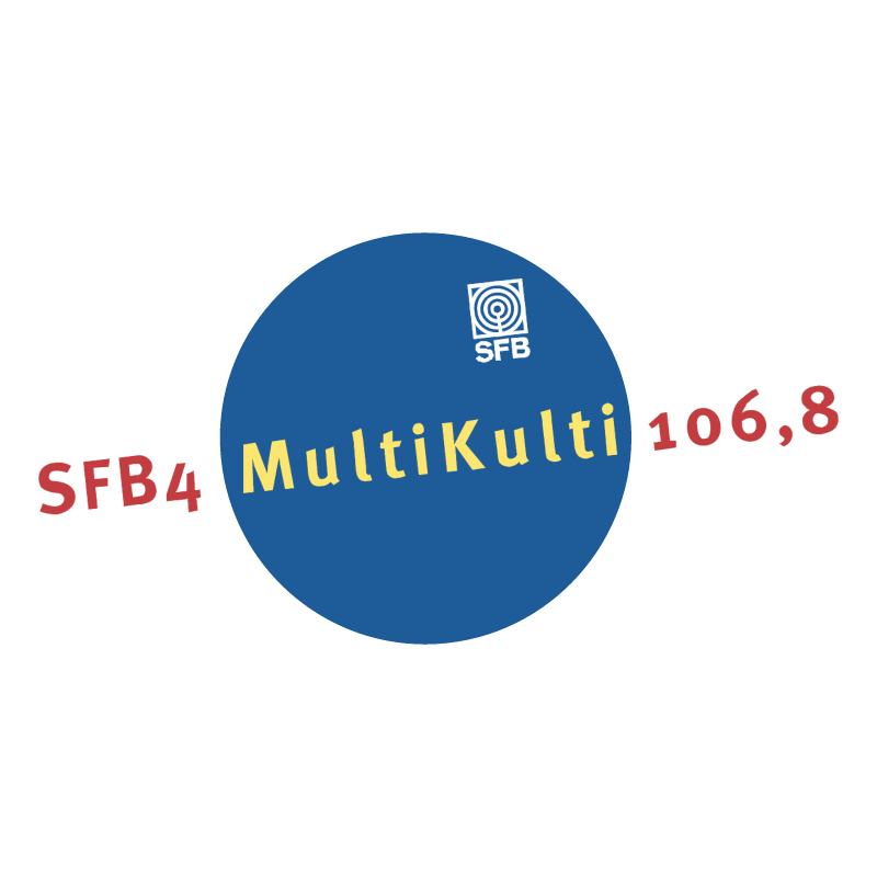 SFB 4 MultiKulti vector