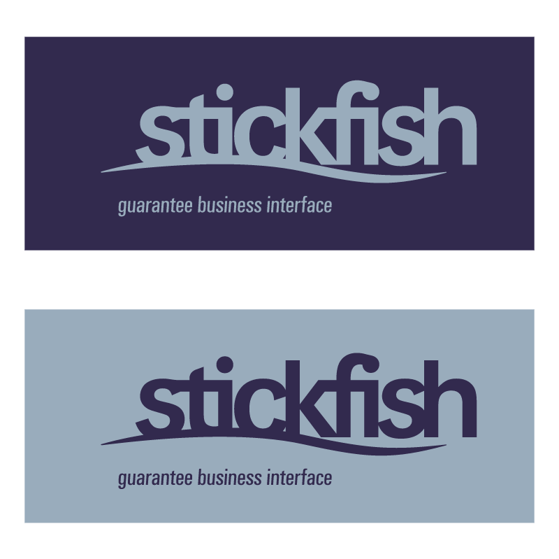 Stickfish, ltd vector