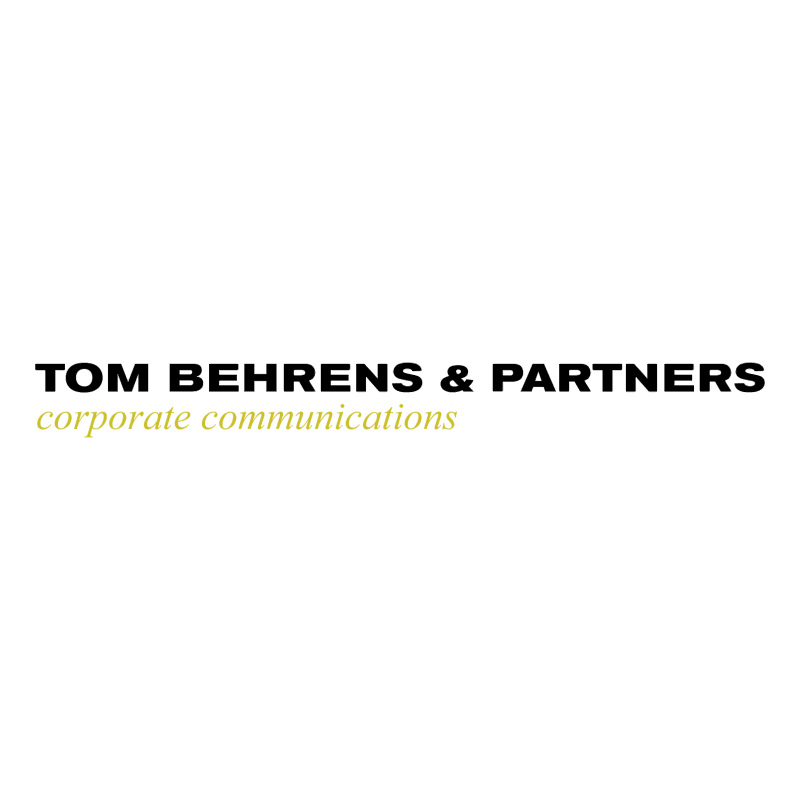 Tom Behrens & Partners vector