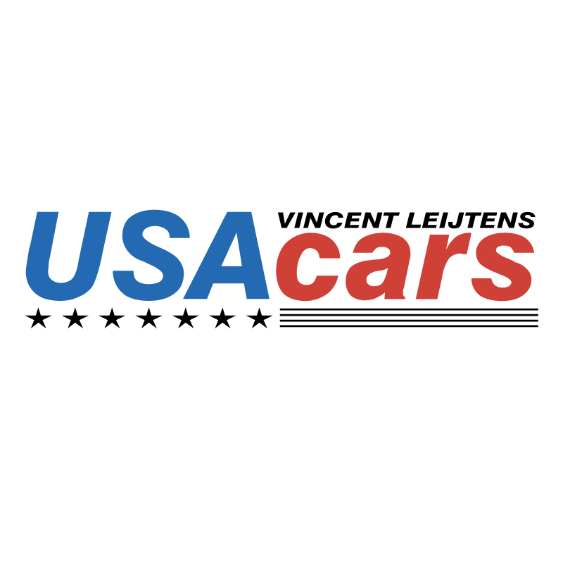 USA Cars vector