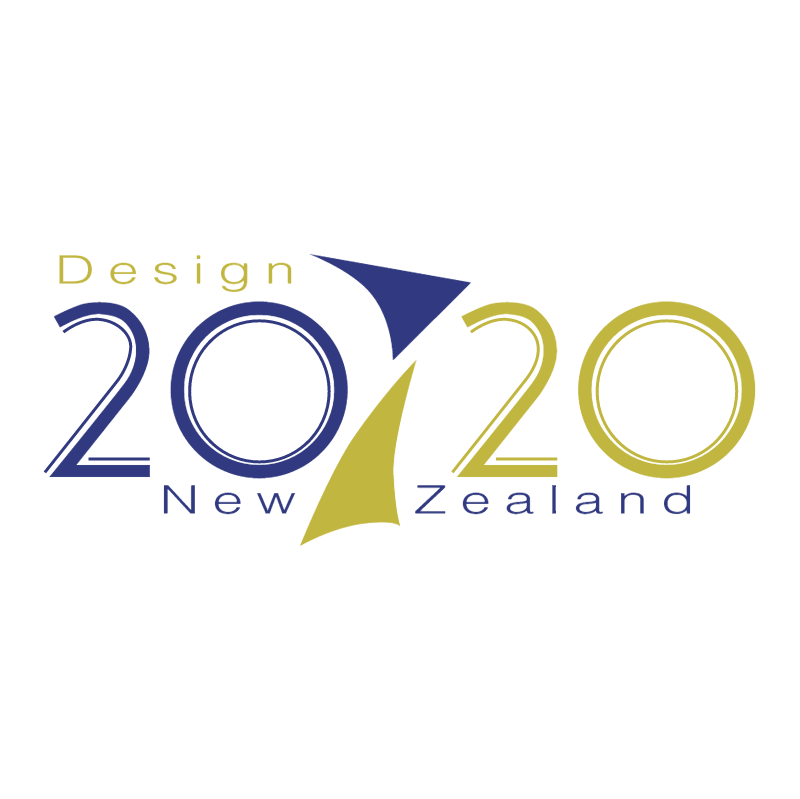 2020 Design New Zealand vector