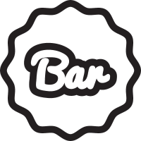 Bar Label vector