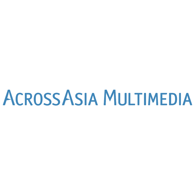 AcrossAsia Multimedia vector