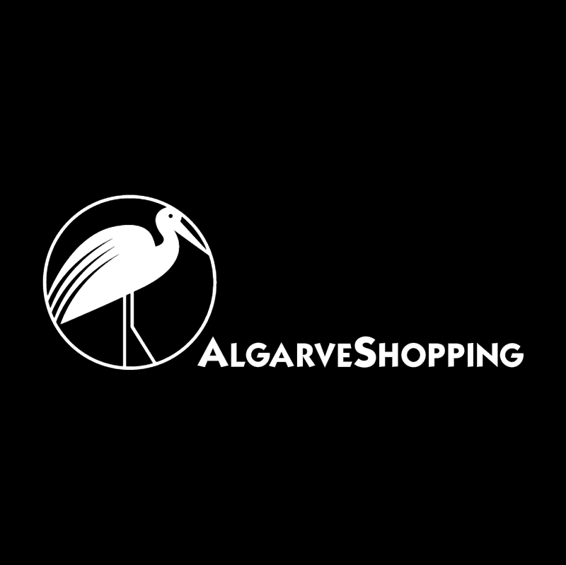 Algarve Shopping vector