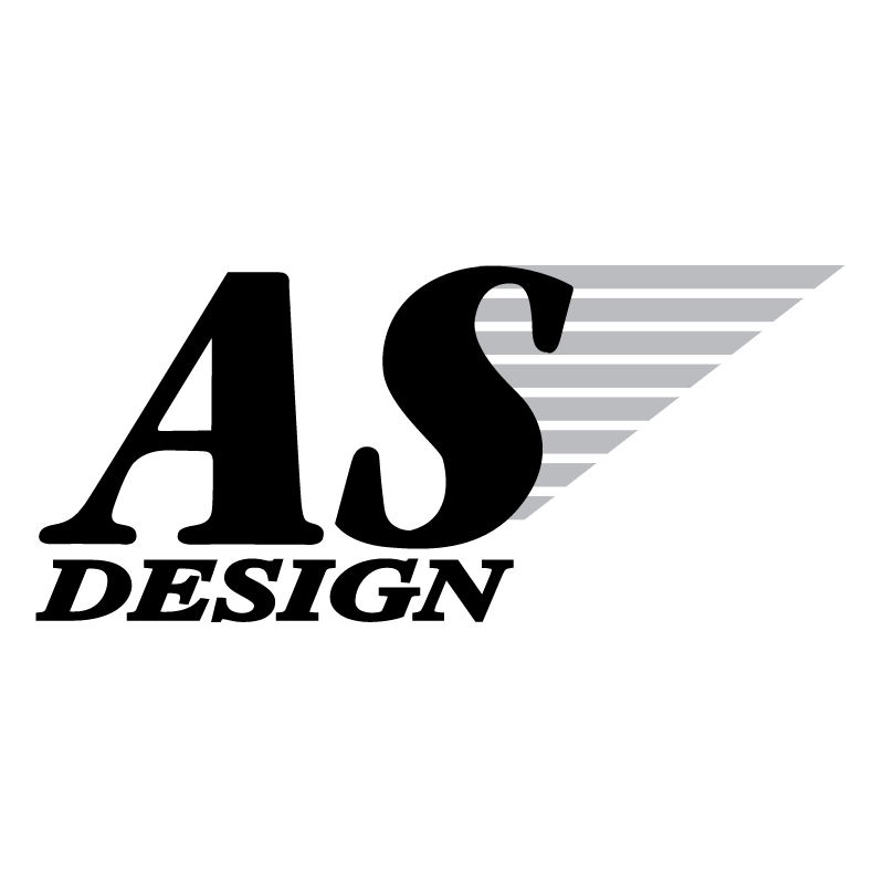 AS Design 73702 vector logo