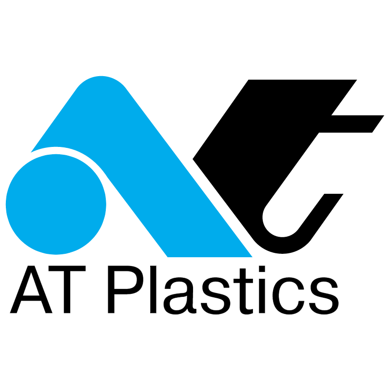 AT Plastics vector logo
