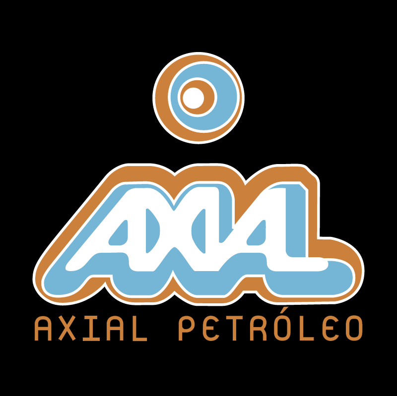 Axial Petroleo vector logo