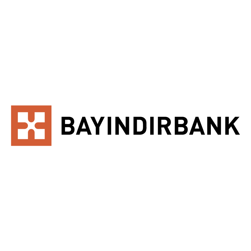Bayindirbank 43849 vector