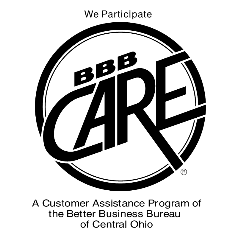 BBB Care vector