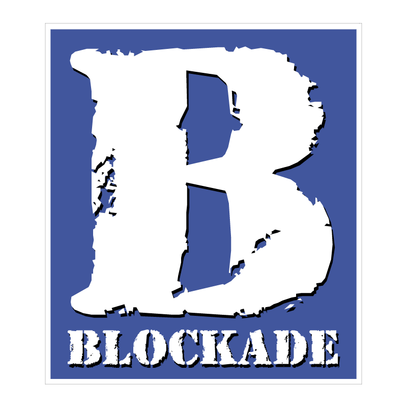 Blockade 52315 vector logo