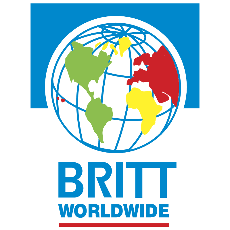 Britt Worldwide 27695 vector logo