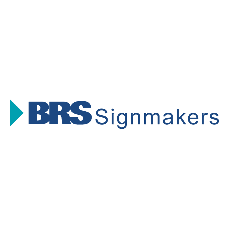 BRS Signmakers vector