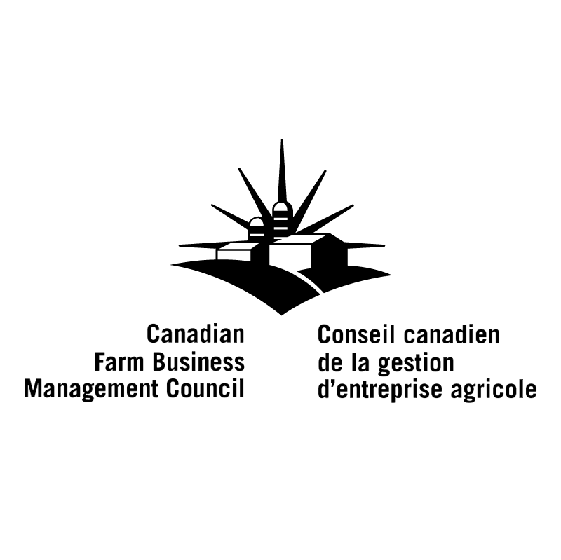 Canadian Farm Business Management Council vector