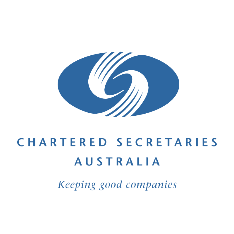 Chartered Secretaries Australia vector