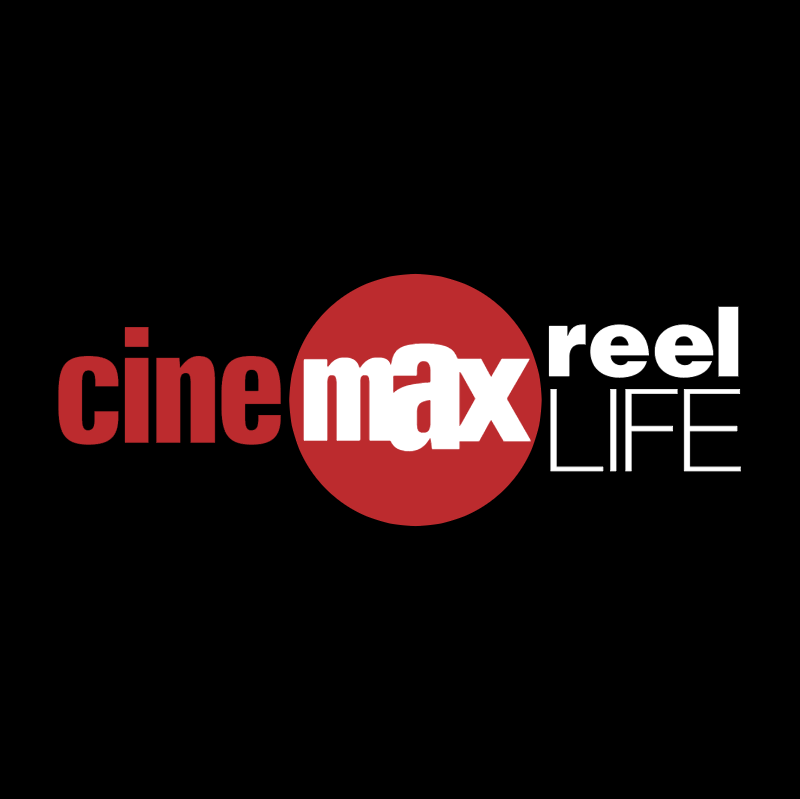 Cinemax Reel Life vector logo