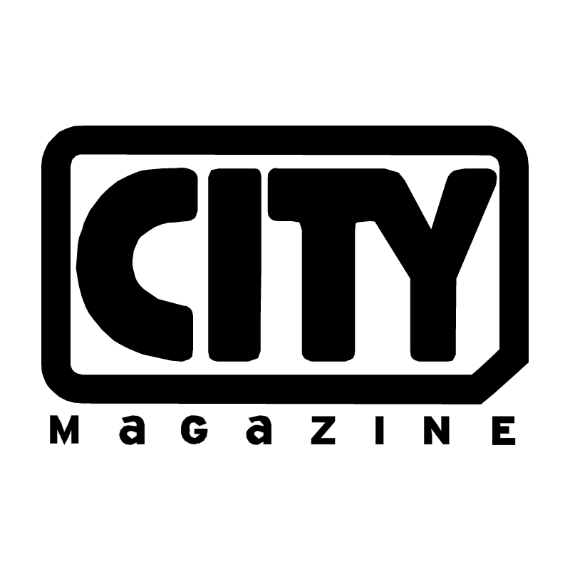 City Magazine vector