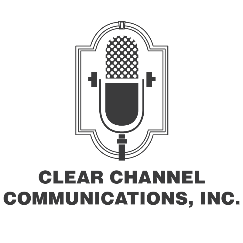 Clear Channel Communications vector