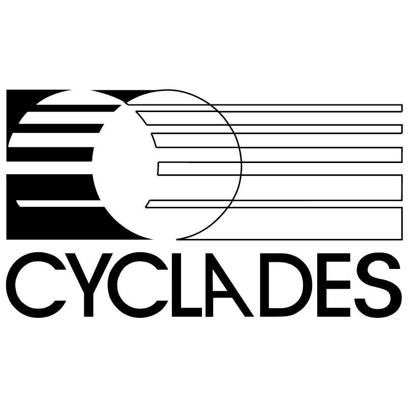 Cyclades vector logo