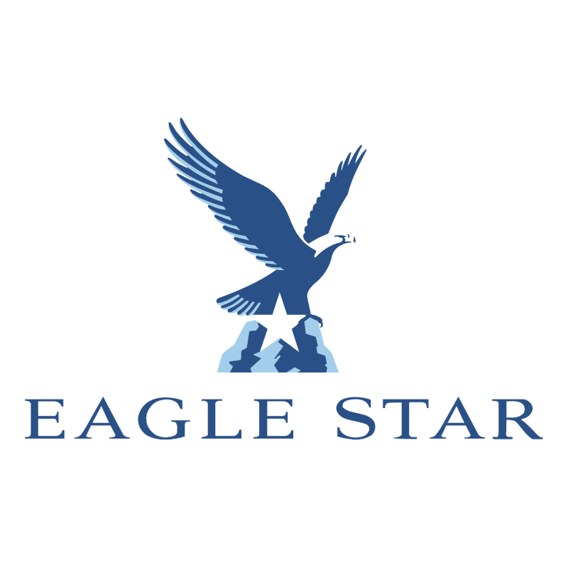 Eagle Star vector