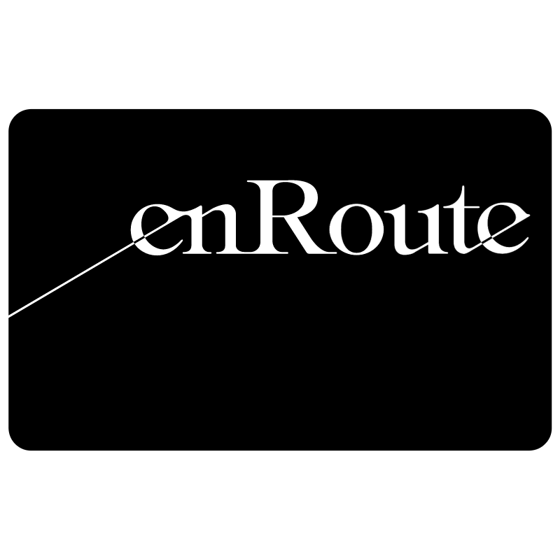 EnRoute Card vector logo