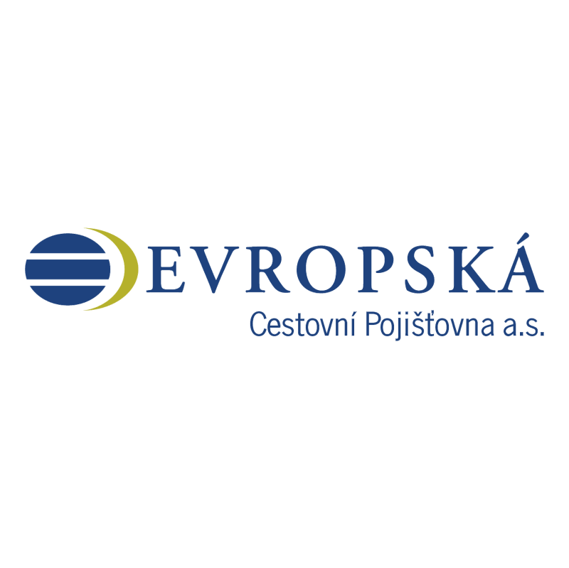 Evropska Cestovni Pojistovna vector