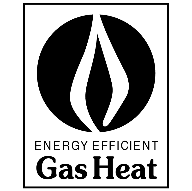Gas Heat vector