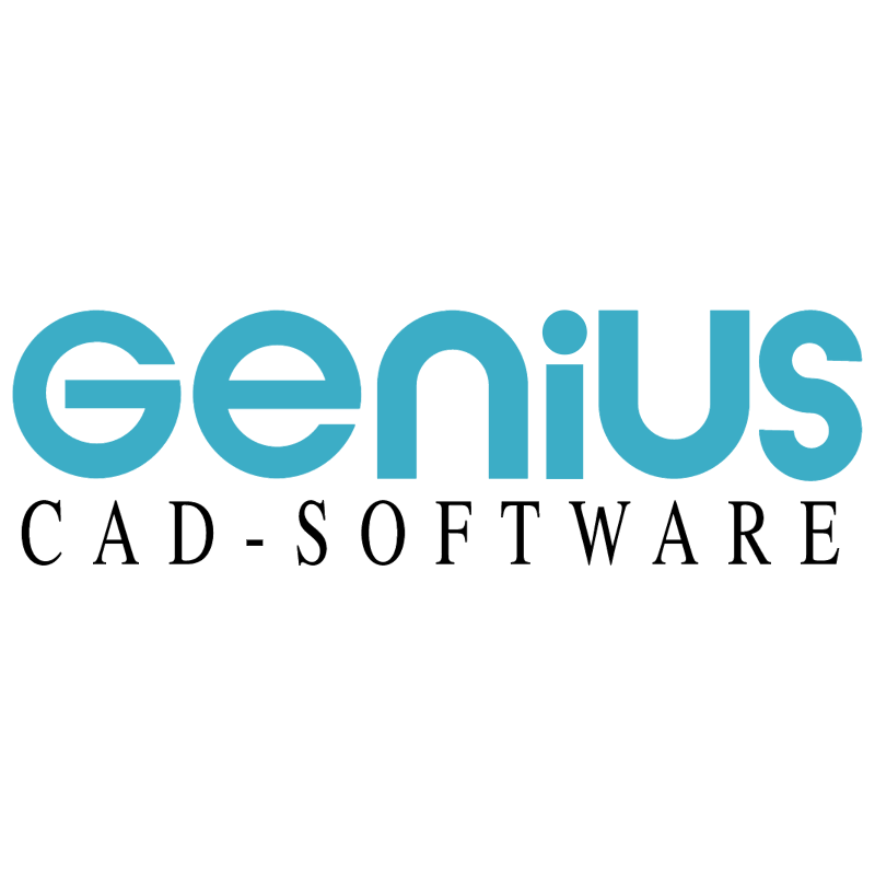 Genius CAD Software vector