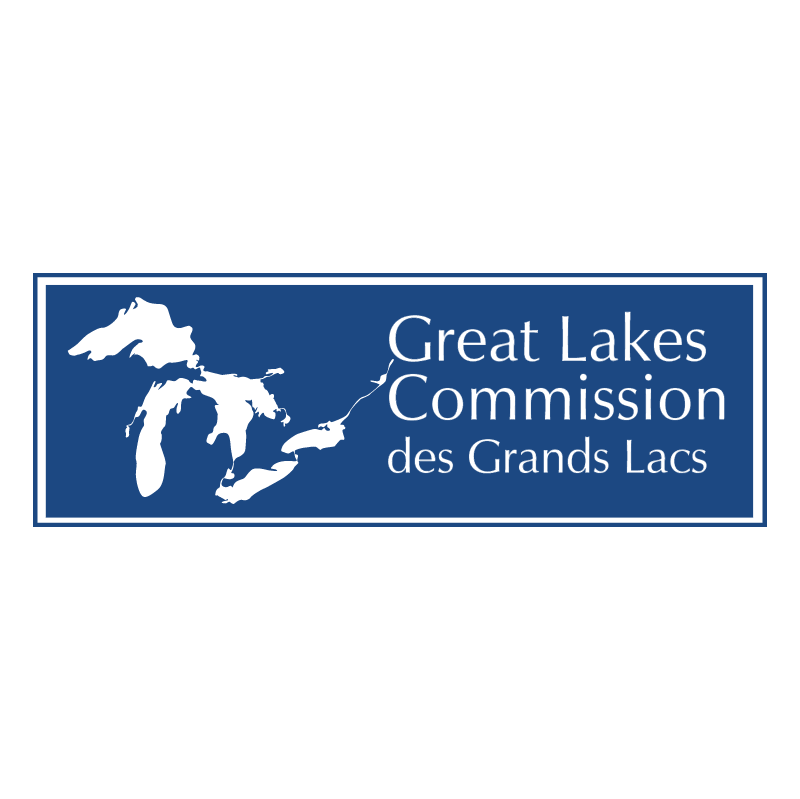 Great Lakes Commission des Grands Lacs vector