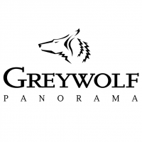 Greywolf Panorama vector