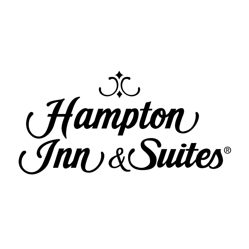 Hampton Inn & Suites vector