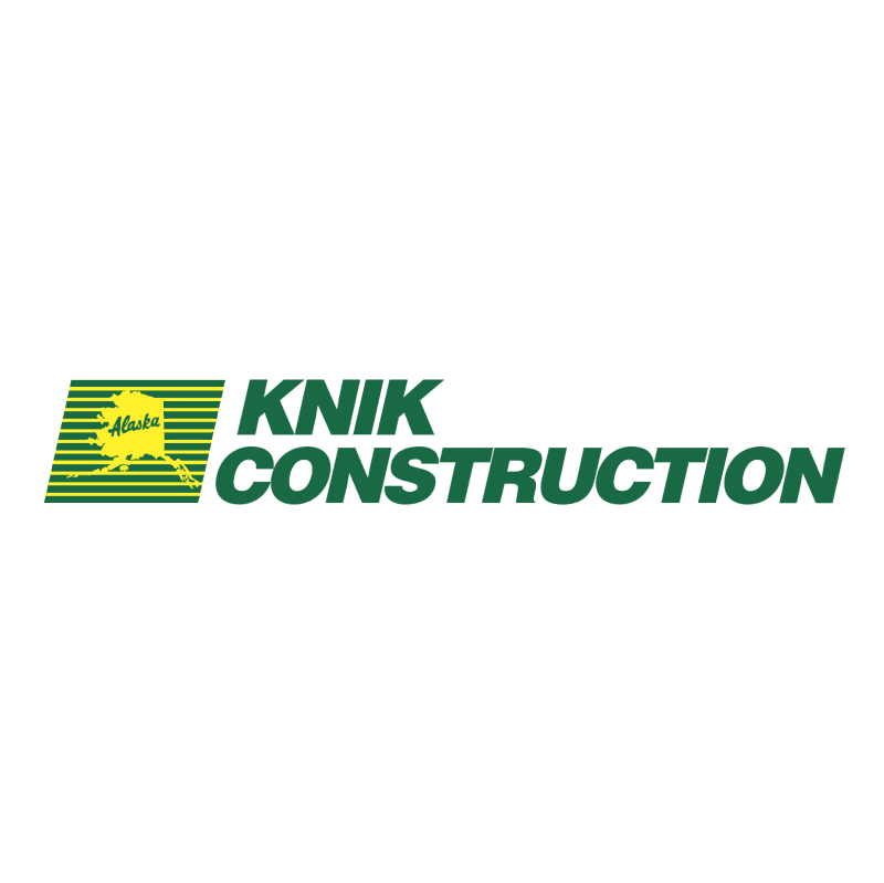 Knik Construction vector