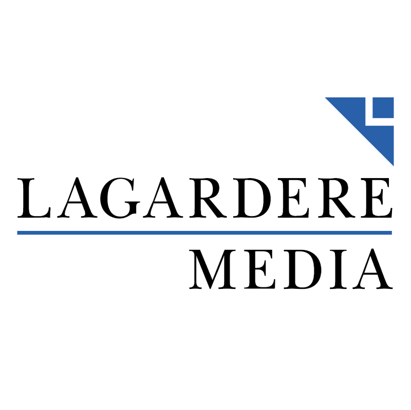 Lagardere Media vector