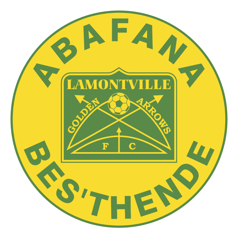 Lamontville Golden Arrows vector