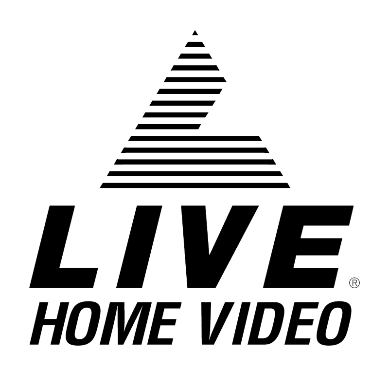 Live Home Video vector
