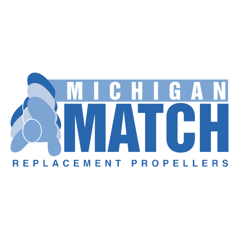 Michigan Match vector logo