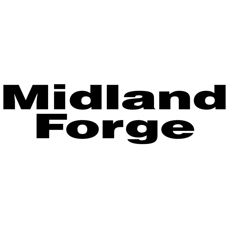 Midland Forge vector