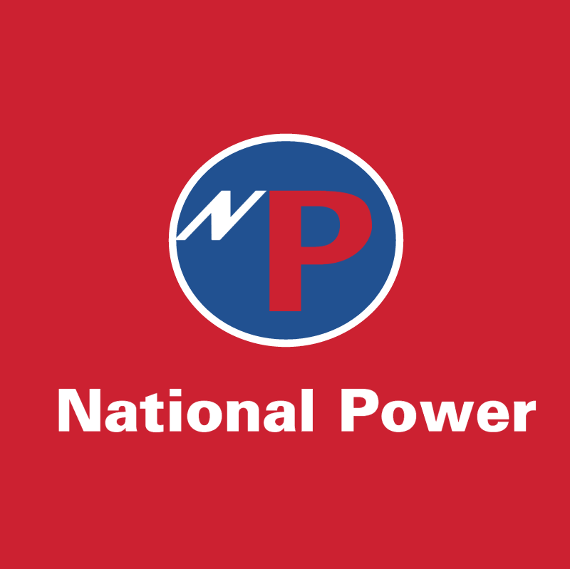 National Power vector