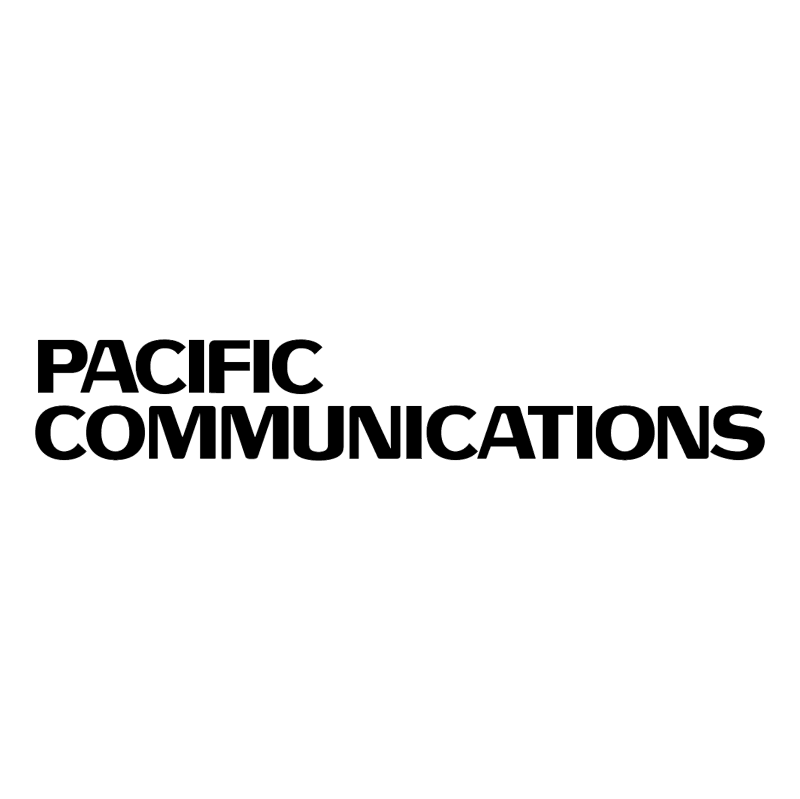 Pacific Communications vector logo